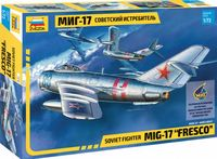 "Soviet fighter Mig-17 "" Fresco"""