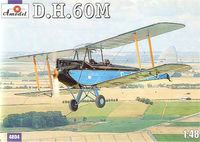 De Havilland DH.60M Moth - Image 1