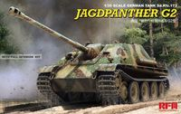 Jagdpanther G2 with full interior & workable track links - Image 1