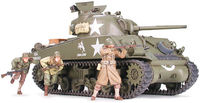 US Medium Tank M4A3 Sherman 75mm Gun Late Production