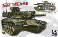 M60A2 PATTON MAIN BATTLE TANK EARLY VERSION - Image 1
