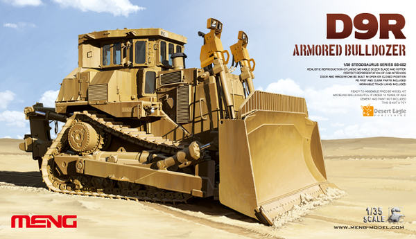 D9R Armored Buldozer - Image 1
