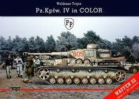 Pz.Kpfw IV in Color - Waldemar Trojca