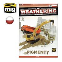 The Weathering Magazine 19 - Pigmenty (POLISH VERSION)