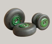 Resin wheels to MiG-29A