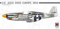 P-51B Mustang U.S. Aces over Europe 1944