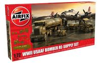 WWII USAAF 8th Air Force Bomber Resupply Set - Image 1