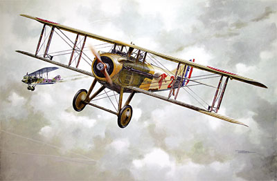 Spad VII c.1 French - Image 1