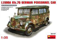L1500A (Kfz.70) German Personnel Car - Image 1
