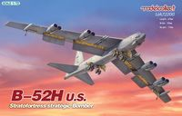B-52H U.S. Stratofortress strategic bomber - Image 1