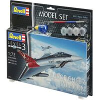 Eurofighter Typhoon Single Seater Model Set