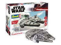 Millennium Falcon - Build & Play Model Kit