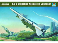 Guideline Missile on Launcher