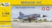 Mirage IIIC Delta-wing Fighter (French & Swiss AF) - Image 1