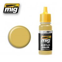 A.MIG 061 Warm Sand Yellow