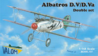 Albatros D.V German WWI fighter