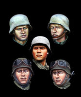 German Infantry Head Set - Image 1