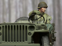 WW2 US Jeep Driver - Image 1