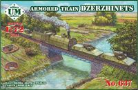 Armored train Dzerzhinets