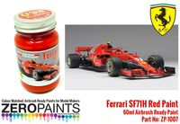1007 Ferrari SF70H Red - Image 1