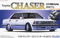 Toyota Chaser 2.0 Twin Turbo GZ71