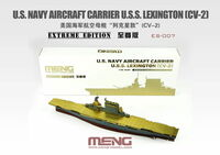 U.S. Navy Aircraft Carrier U.S.S. Lexington (CV-2) - Extreme Edition