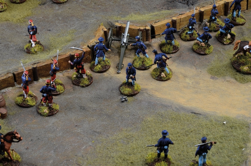 americas first battle with preconcession
