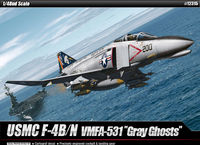 "USMC F-4B/N VMFA-531 ""Gray Ghosts"""