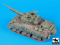 British Sherman Firefly hessian tape N°2 for Dragon - Image 1