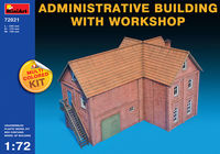 Administrative Building with Workshop (Multicolored Kit)