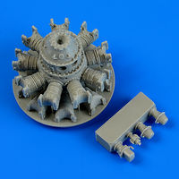 F4U-5 Corsair engine engine HOBBY BOSS - Image 1