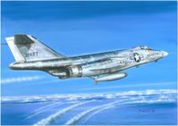 McDonnell F-101A + Mk.7 nuclear bomb - Image 1