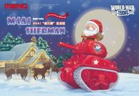 M4A1 Sherman Christmas Edition - Image 1
