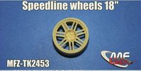 Speedline wheels 18