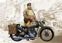 Triumph 3WH WWII Motorcycle - Image 1