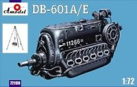 DB-601 A/E German IIWW Plane Engine - Image 1