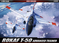 ROKAF T-50 ADVANCED TRAINER - Image 1