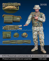 KTO Rosomak Commander & accessories set