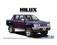 Toyota Ln107 Hilux Pick Up Double car 4WD 94 - Image 1