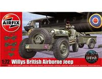 Willys Jeep, Trailer and 75mm Howitzer - Image 1