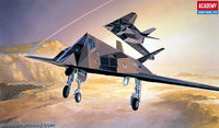 F-117A STEALTH FIGHTER/BOMBER