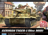 GERMAN TIGER-I [Ver. MID] - Image 1