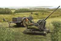 2cm Flak38 Late Version/Sd.Ah51