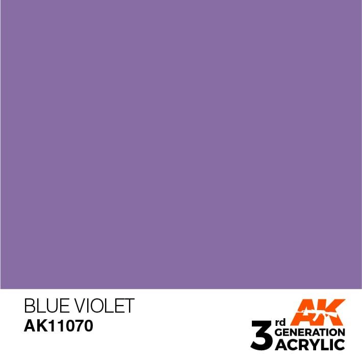 Violet & 6 Men N15