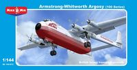 Armstrong - Whitworth Argosy british heavy transport 100