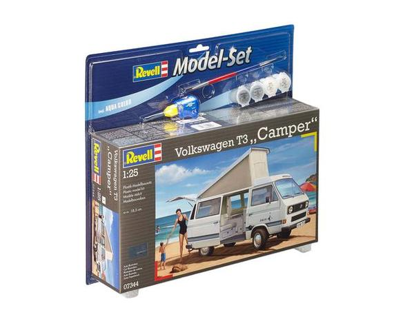 Volkswagen T3 Camper (Model Set) - Image 1