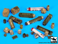 British paratrooper equipment accessories set - Image 1