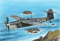 Fairey Barracuda Mk. II Pacific Fleet - Image 1