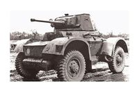 Armored Car Daimler Mk.I