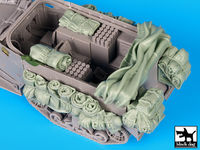 M 4 mortar carrier accessories set N°2 for Dragon - Image 1